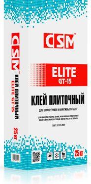 Плиточный клей CSM  «ELITE»