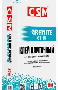 Плиточный клей CSM «GRANITE»